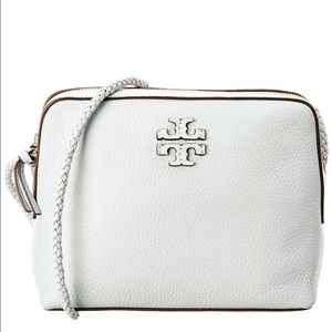 Tory Burch Taylor Camera Crossbody Bag  New Ivory